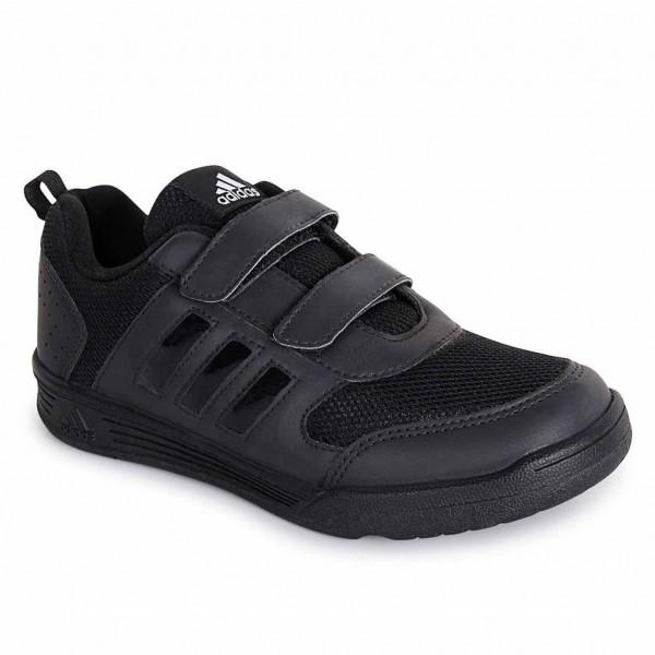 adidas school shoes black velcro off 56% - www.ncccc.gov.eg